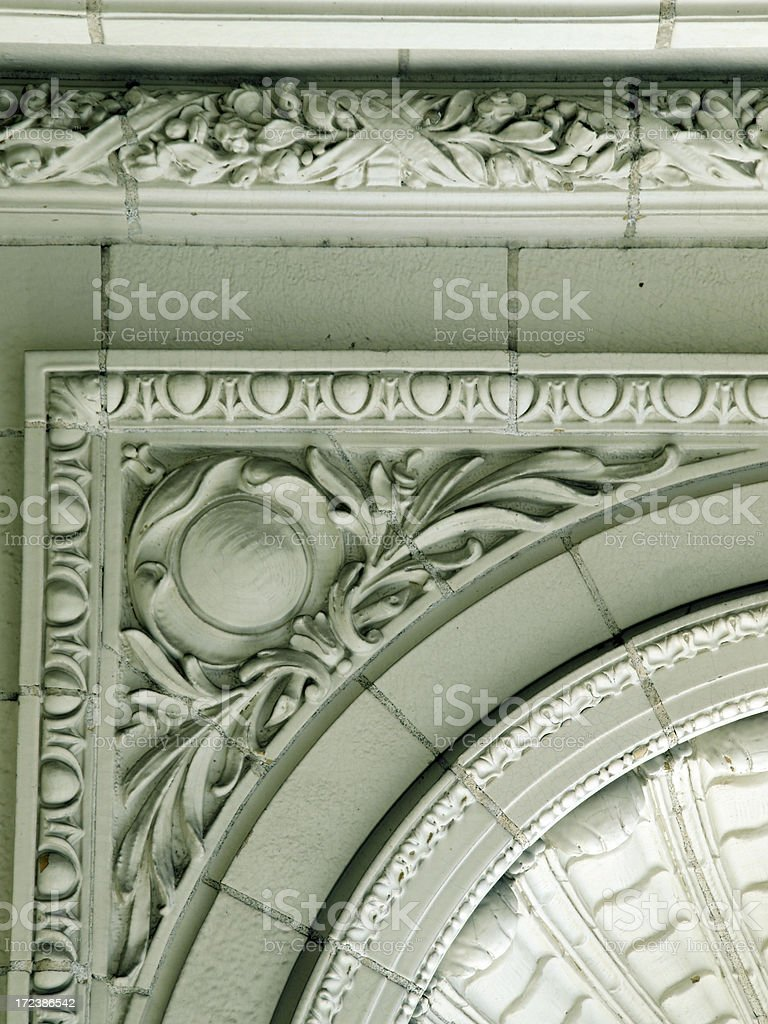 Columns1 royalty-free stock photo