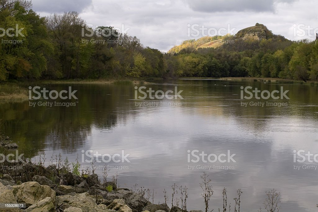 Colville Park Environs royalty-free stock photo