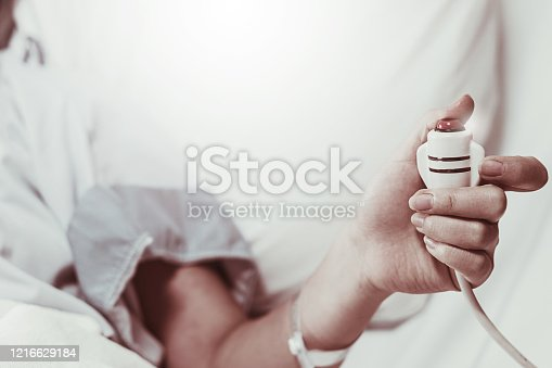 910488902 istock photo Coma patient on hopital bed take care by doctor nurse due to serious infection diagnosed cancer, coronavirus, thalassemia, aids. Need health technology treatment to recover and survive virus crisis 1216629184