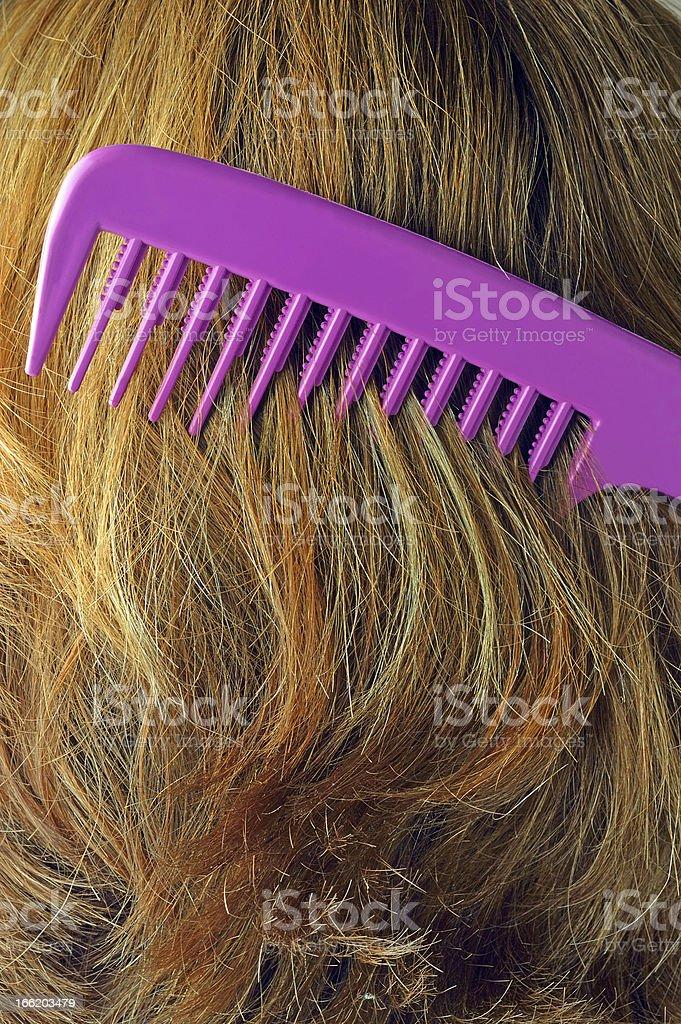 comb royalty-free stock photo
