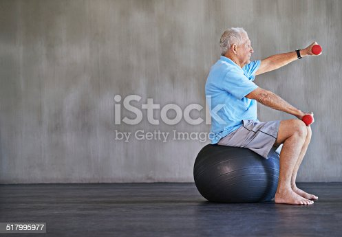 istock Combat aging one kilo at a time 517995977