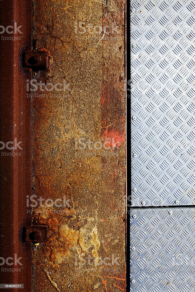 Combined materials texture royalty-free stock photo
