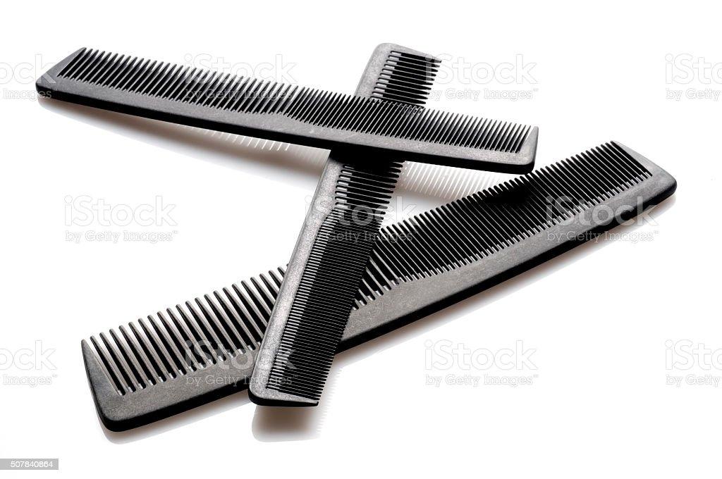 Combs stock photo
