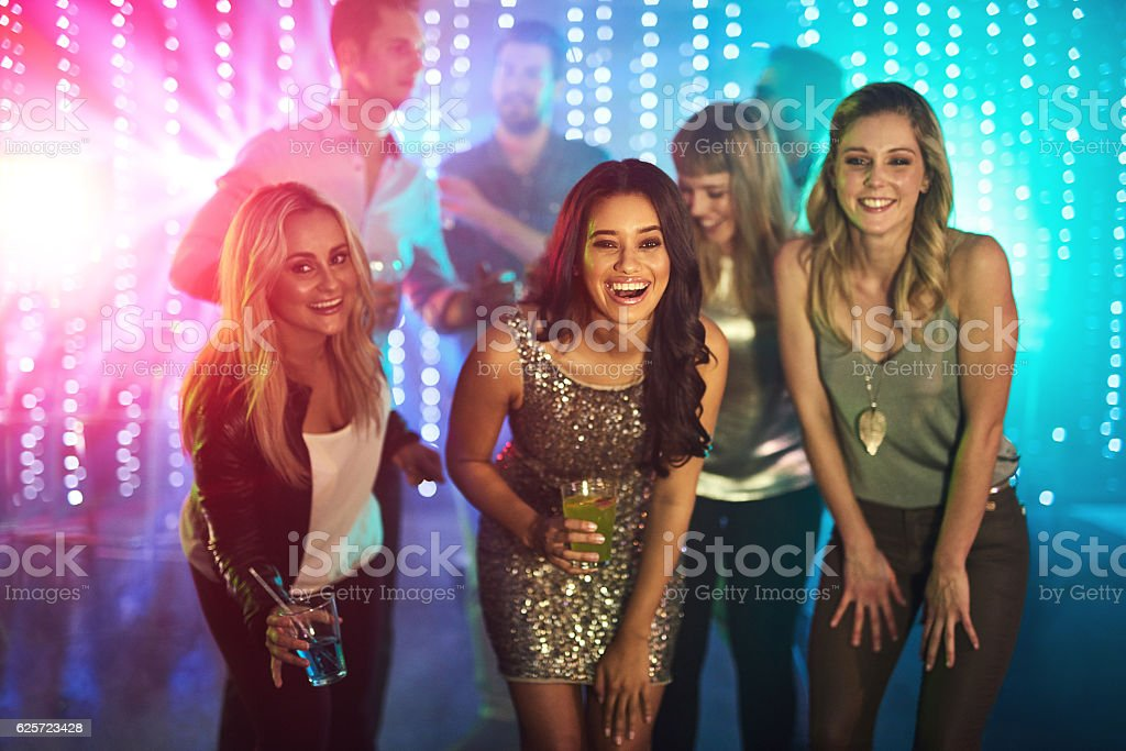 Come and dance with us! - foto de stock