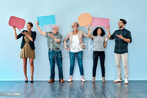 1048561866istockphoto Come and have your say on the issue 1172213085