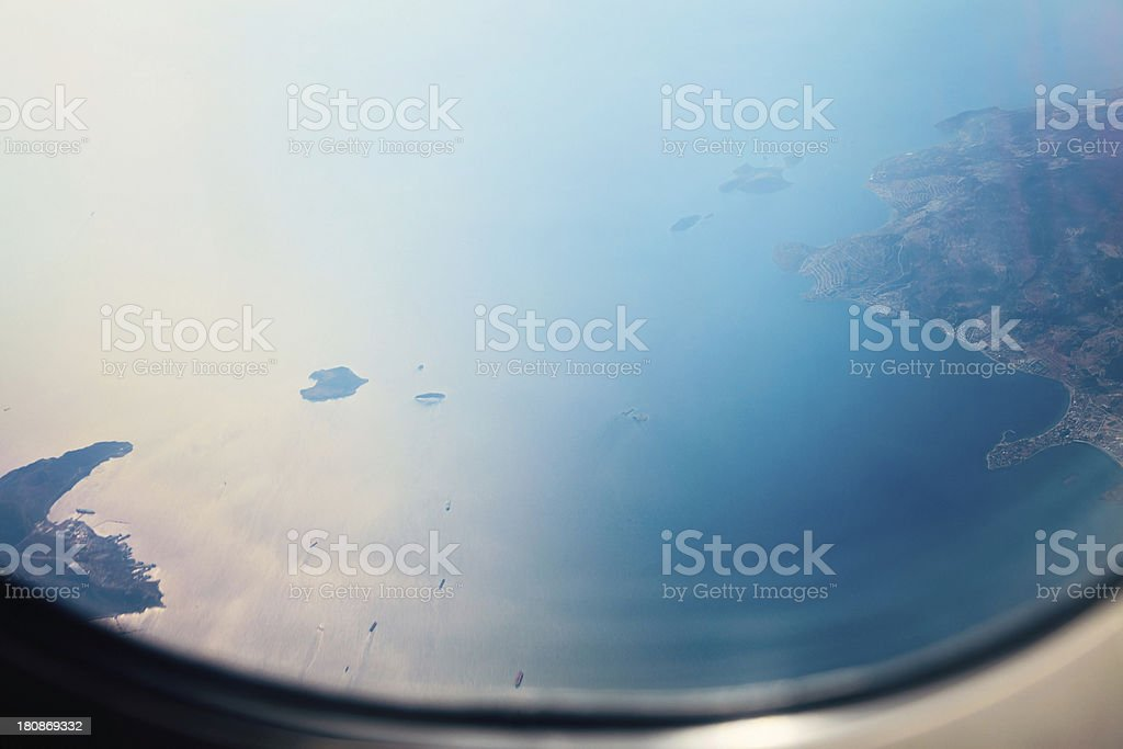 Come fly with me royalty-free stock photo