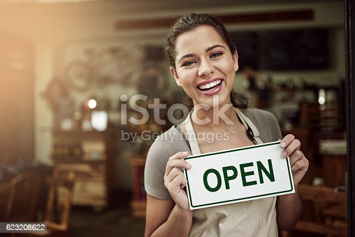 istock Come in. Always happy to have you here 623208622