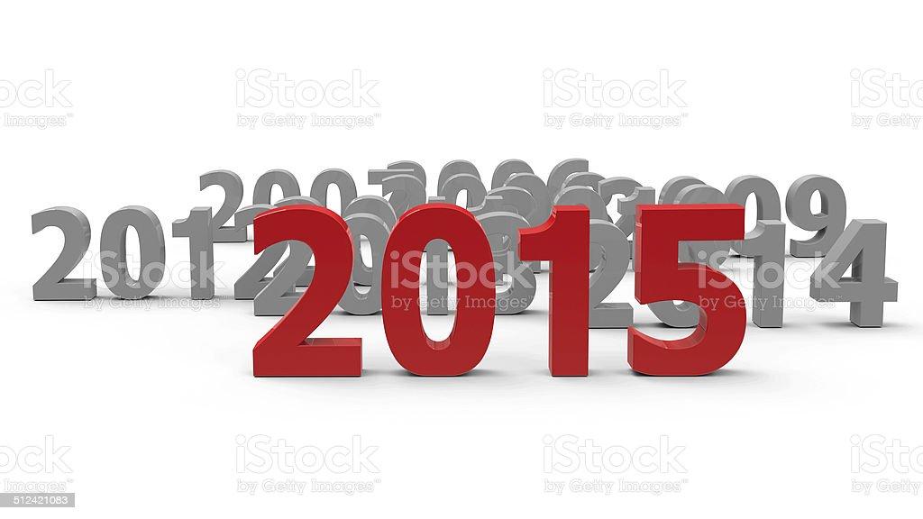 2015 come stock photo