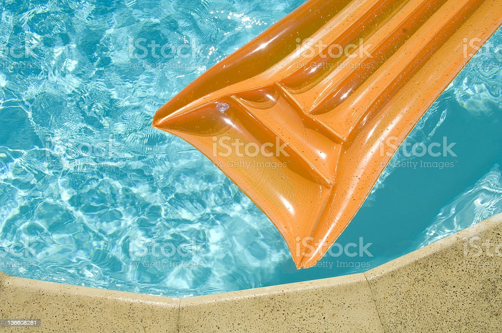 Come, Relax in the Pool royalty-free stock photo