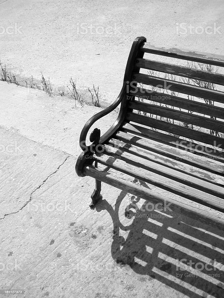 Come sit royalty-free stock photo
