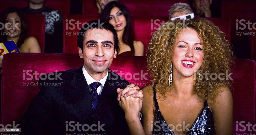 Comedy royalty-free stock photo