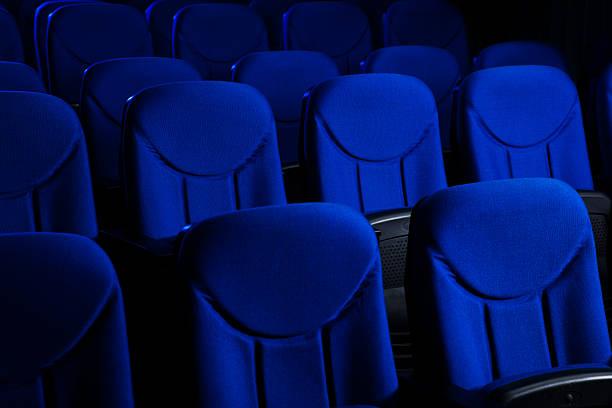Komfortable Stühle in theater – Foto