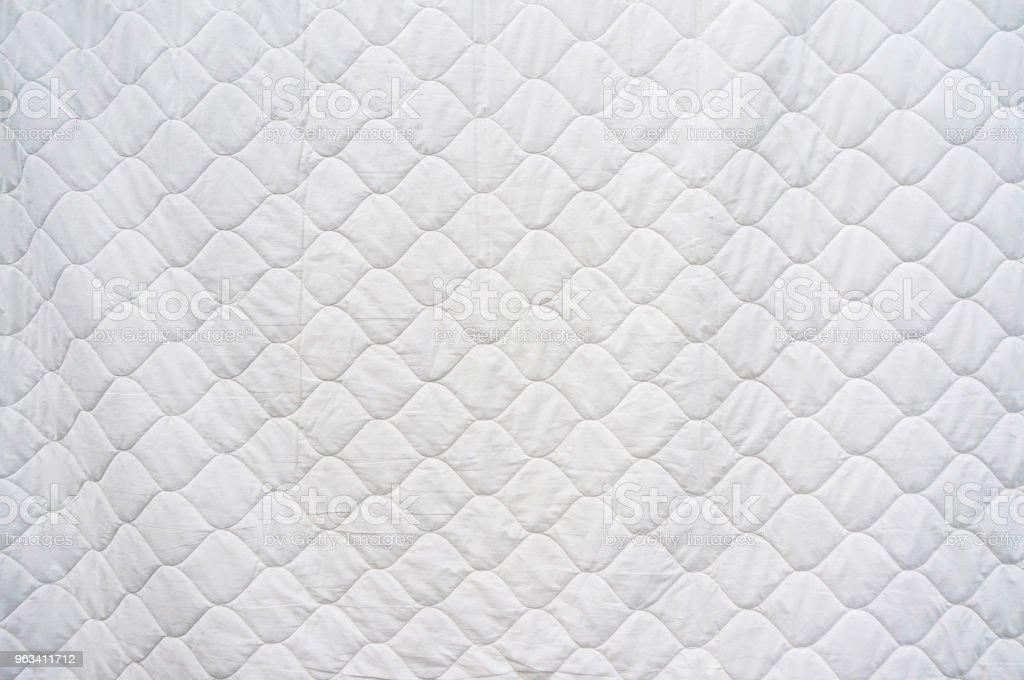 comfortable mattress pad for bedding - Zbiór zdjęć royalty-free (Bawełna)