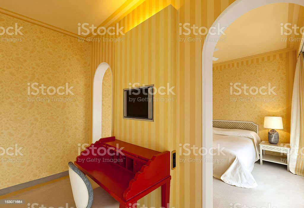 comfortable room royalty-free stock photo
