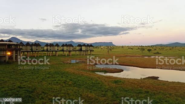 Comfortable Safari Lodges in Kenya