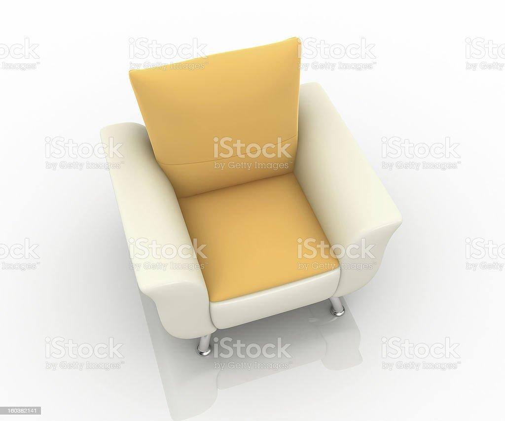 comfortable sofa royalty-free stock photo