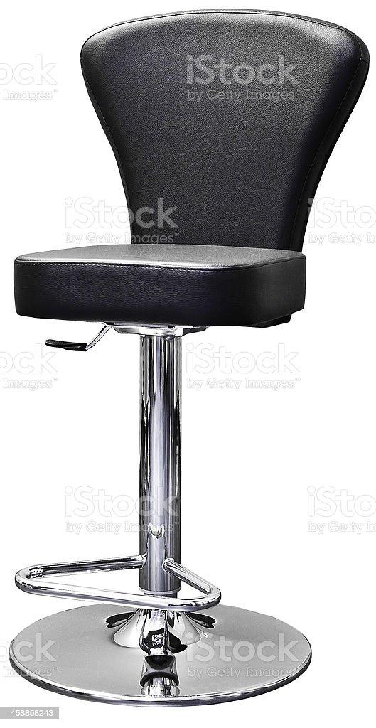comfortable stool royalty-free stock photo