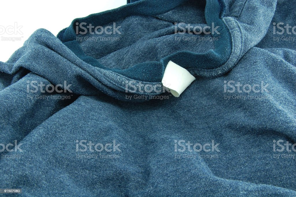 Comfy Shirt royalty-free stock photo