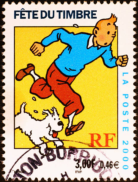 Comic book character tintin on french postage stamp picture id482954122?b=1&k=6&m=482954122&s=612x612&w=0&h=1h4u7j bgwtwwt ttbmx6fqk4awntlh2z0b5rg53tt0=