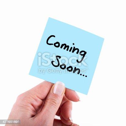 843847560istockphoto Coming Soon... 477651891