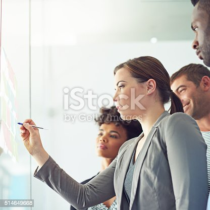 istock Coming up with a killer concept 514649668