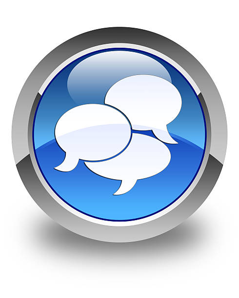 Live Chat Icon Stock Photos, Pictures & Royalty-Free