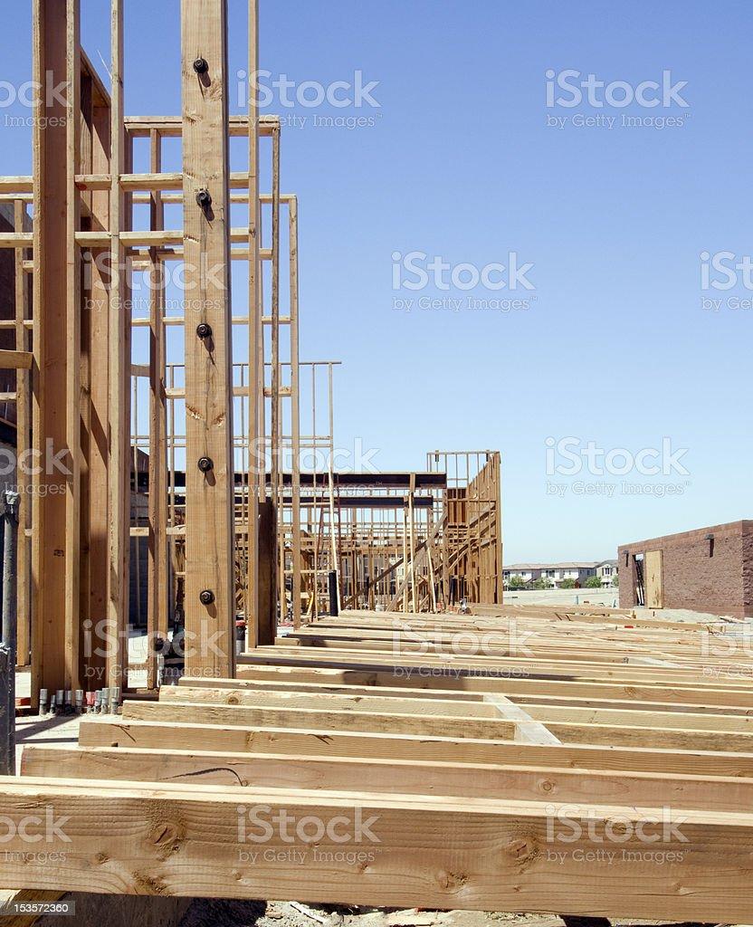 Fotografía de Construcción Comercial Encuadre y más banco de ...