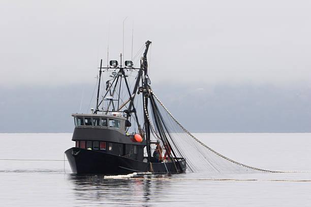 Kommerzielle Fischerboot 2 – Foto