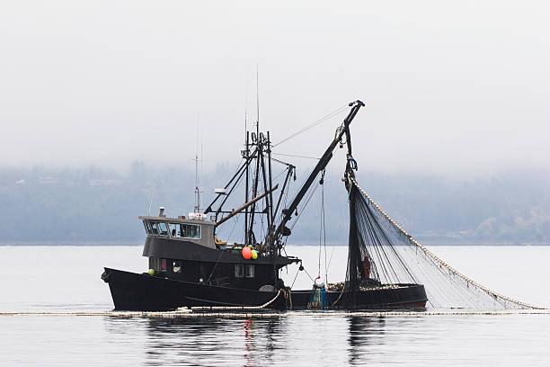 Kommerzielle Fischerboot  – Foto