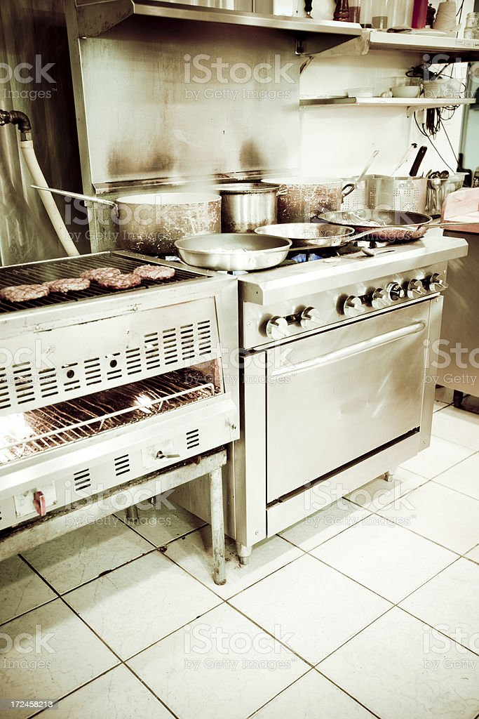 Commercial Kitchen Stock Photo Download Image Now Istock