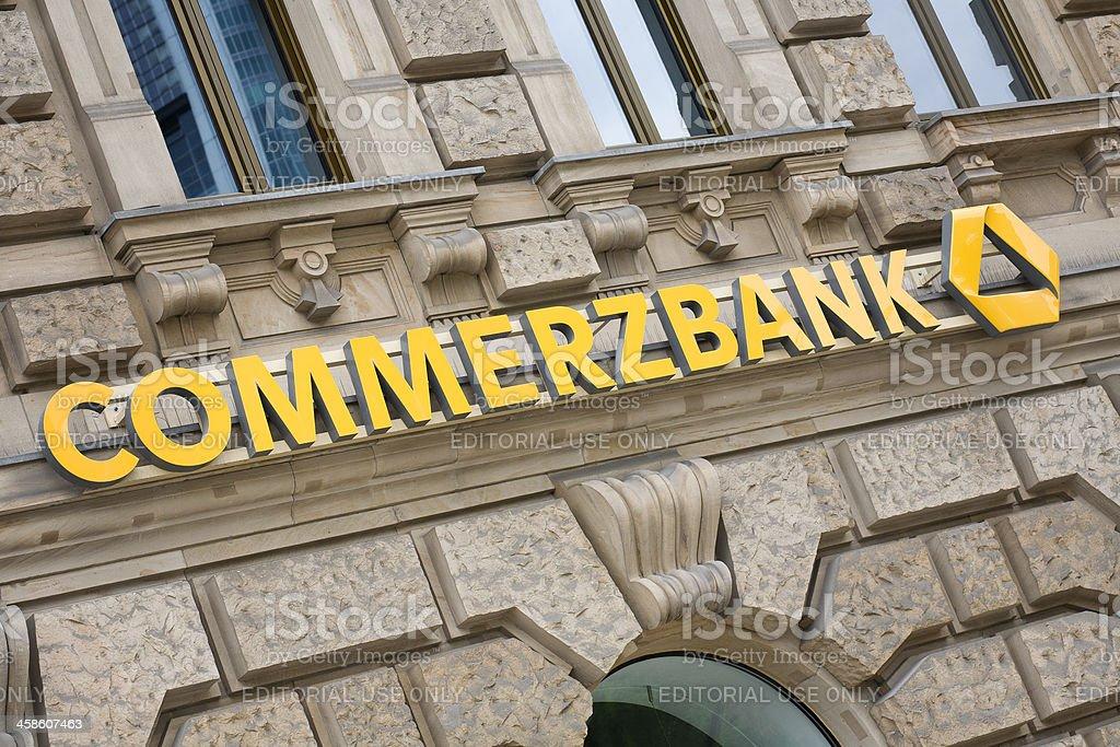 Commerzbank-logo – Foto