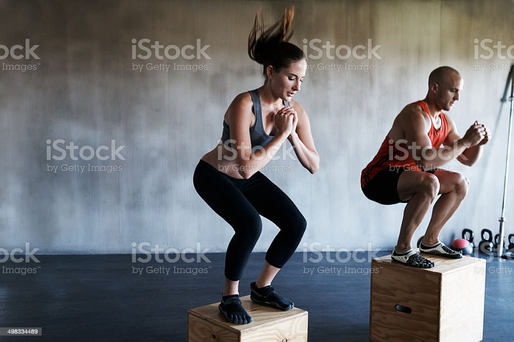 Commitment - beyond tired but too stubborn to care stock photo