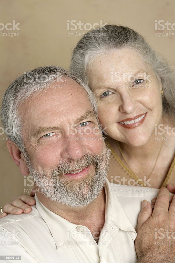 Committed Couple royalty-free stock photo