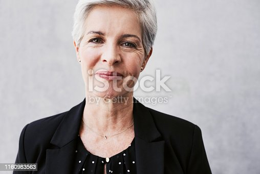 981750034 istock photo Committed to business excellence 1160983563
