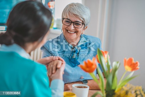 499062115istockphoto Committed to comfort and care 1133353684