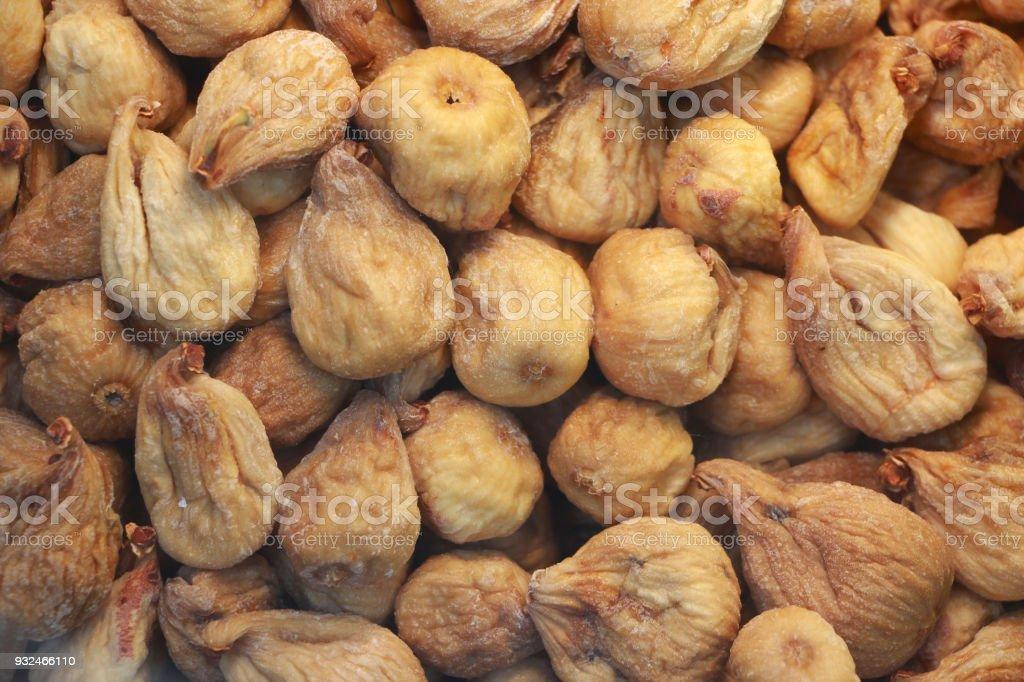 Common fig fruit background, stock photo