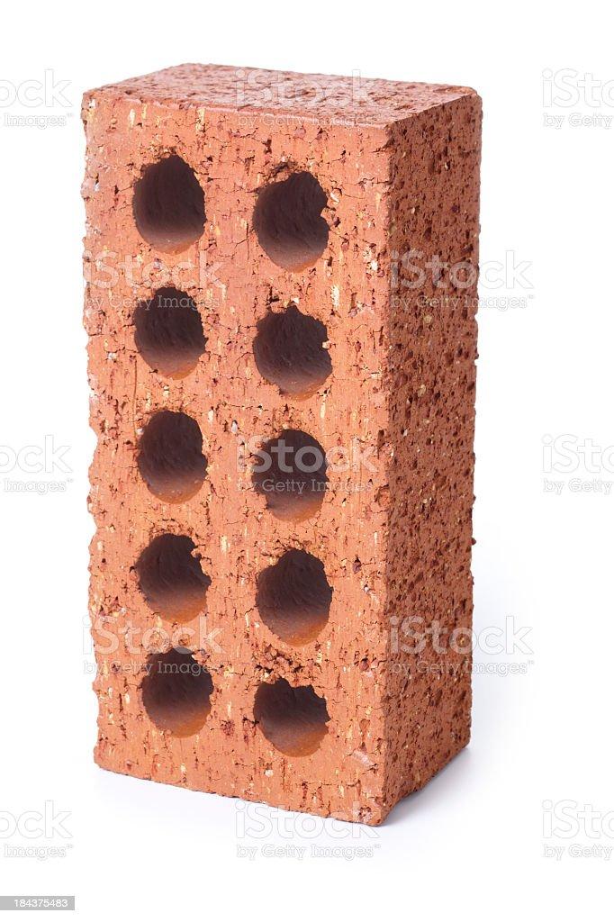Common House Brick stock photo