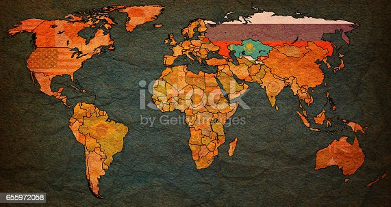 Commonwealth of independent states member countries on world map commonwealth of independent states member countries on world map stock vector art more images of africa 655972058 istock sciox Gallery
