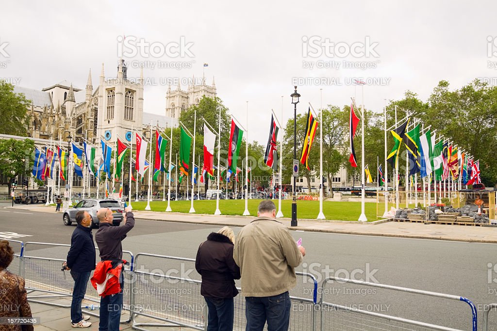 Commonwealth's home royalty-free stock photo