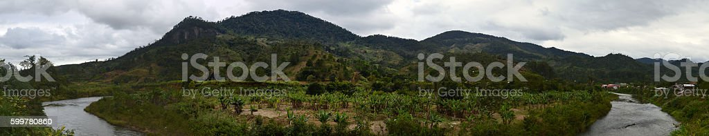 Commune d'Ifanadiana stock photo