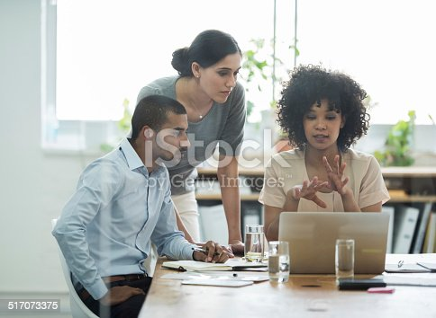 istock Communicating every detail 517073375