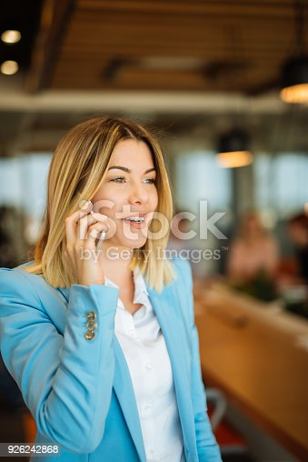 istock Communicating with clients 926242868