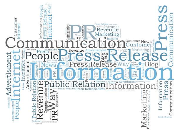 Informationen word cloud – Foto