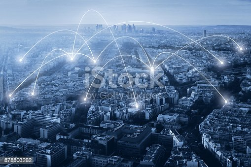 istock communication and network connection concept 878803262