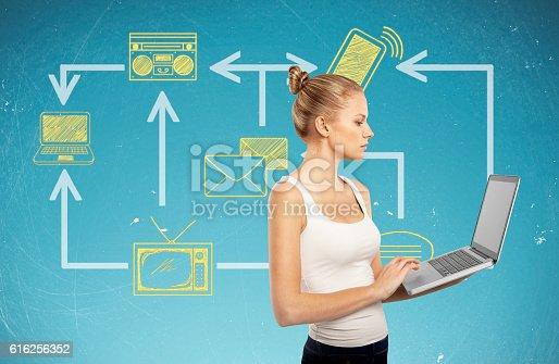 istock Communication concept 616256352