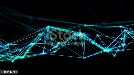 1169711469istockphoto Communication network concept. Wire mesh. 1161463761