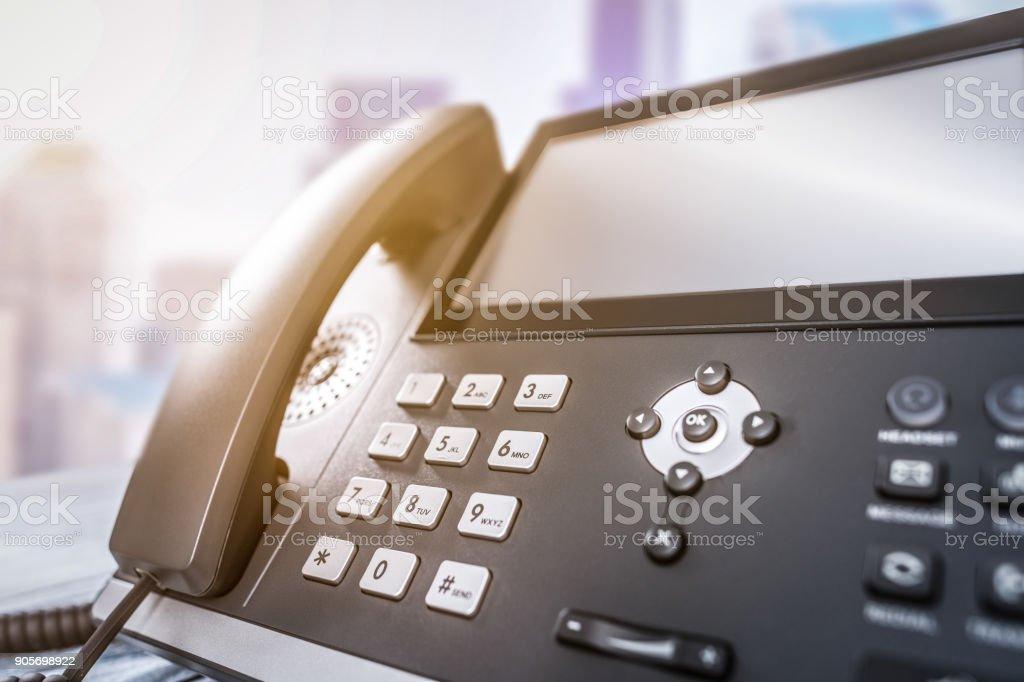 Kommunikationsunterstützung, Call Center und Customer Service-Help-Desk. – Foto