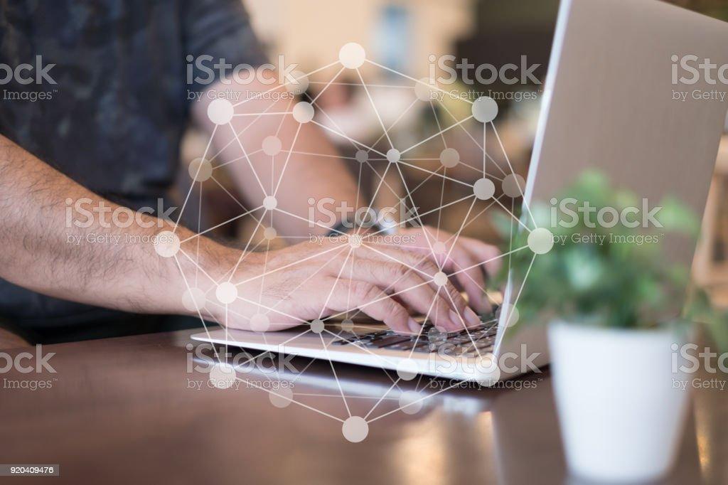 Kommunikation technology – Foto