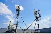 istock 5G communication tower 1195074201