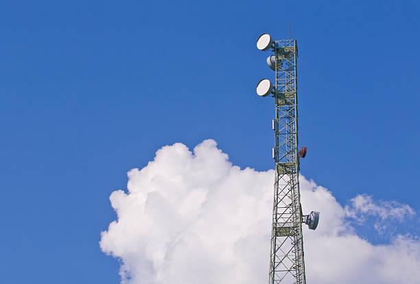 Kommunikation Turm – Foto